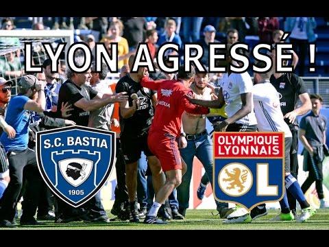 Bastia vs OL - ⚽️ Lyon AGRESSÉ, Bastia risque GROS ⚽️ !!