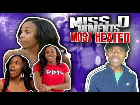 SHE HAS NO FILTER!! 😂🔥 Dancing Dolls - Miss D's Most Heated Moments REACTION