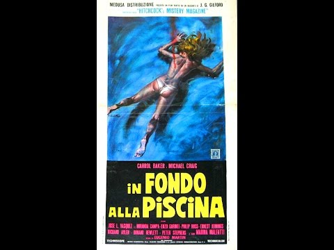 IN FONDO ALLA PISCINA (1971) Film Giallo