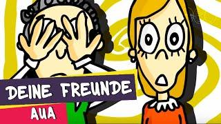 Deine Freunde – Aua (offizielles Musikvideo)