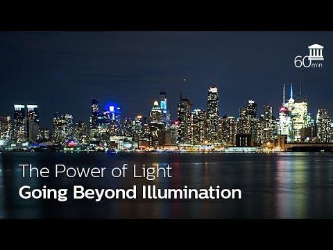 The power of light - going beyond illumination (Brett Andersen)