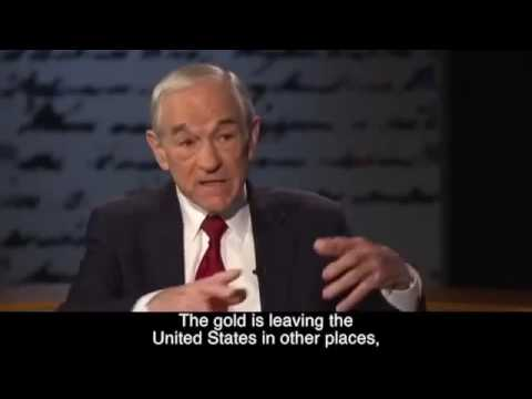 Dr Ron Paul - The Economy Is Collapsing
