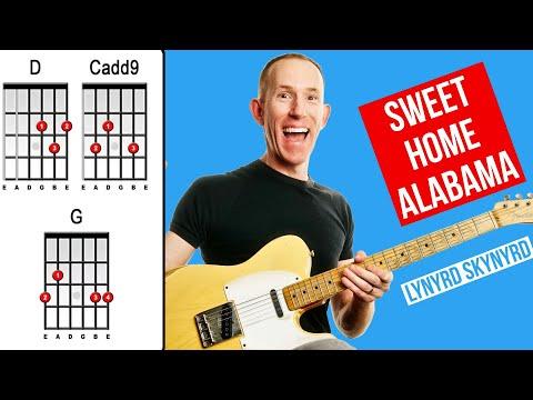 Sweet Home Alabama By Lynyrd Skynyrd