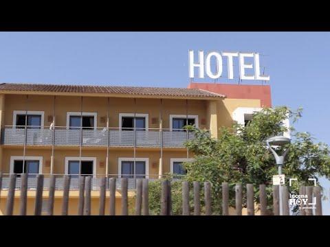 VÍDEO: El Hospital Ciudad de Lucena ya está en marcha y mantiene su objetivo de abrir en octubre