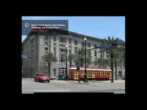 New Orleans-  A Conversation with John Klingman