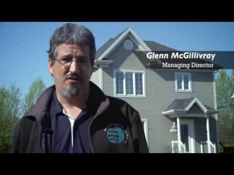ICLR/Desjardins Insurance: Emergency Preparedness Week retrofit house (Quebec City May 8, 2013