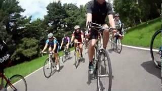 Cycling - Wielrennen - Trimmers Sloten 23 juli 2011 - GoPro Hero HD