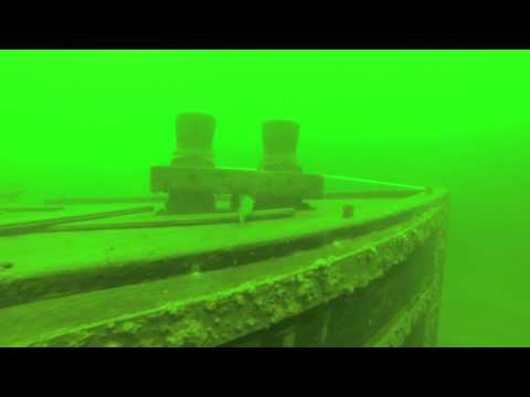 Ice Diving Lake Minnetonka Hercules Tug Boat