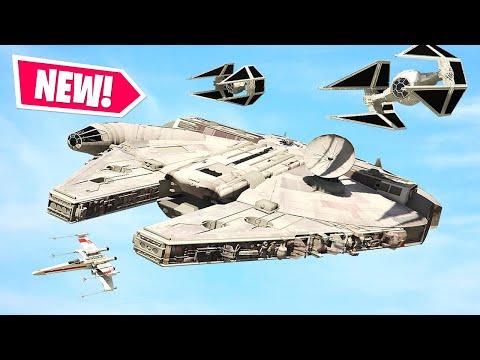 STAR WARS SURVIVE THE HUNT in GTA Online! |