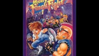 Mighty Final Fight (1993) - Nintendo NES Longplay (Full Game) [039]
