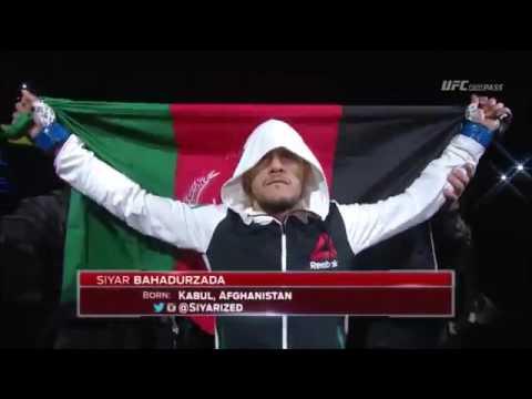 Afghanistan sport afghano MMA