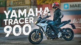 Универсальный мотоцикл: Yamaha Tracer 900 - Большой Тест-драйв