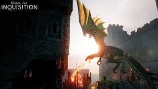 Трейлер DLC Dragonslayer для Dragon Age: Inquisition