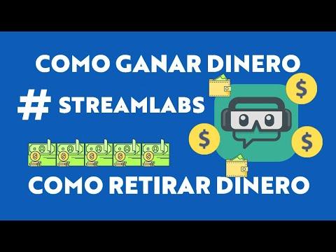 Cómo Ganar Dinero Con Donaciones En Streamlabs Y Retirar El Dinero