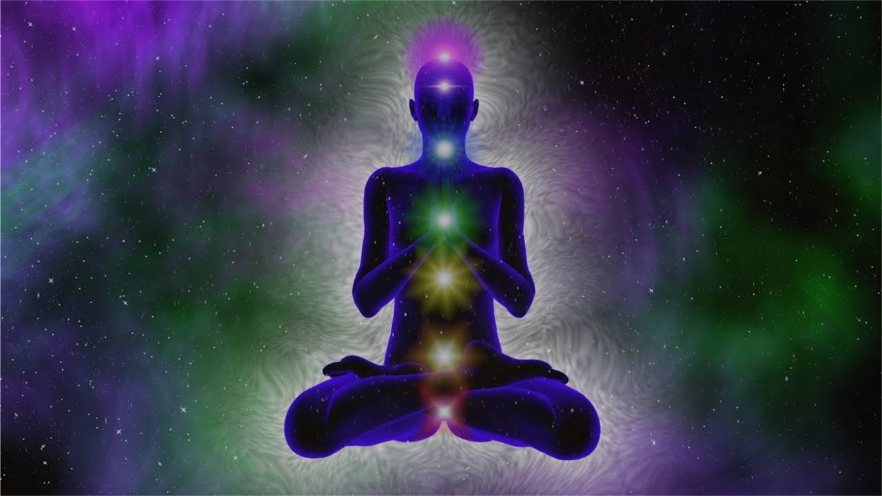 Chakra Meditation Cleansing, Balancing & Healing with Guided Hypnosis  Activation