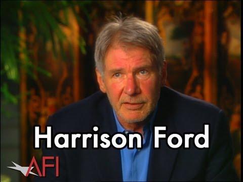 Harrison Ford on TO KILL A MOCKINGBIRD