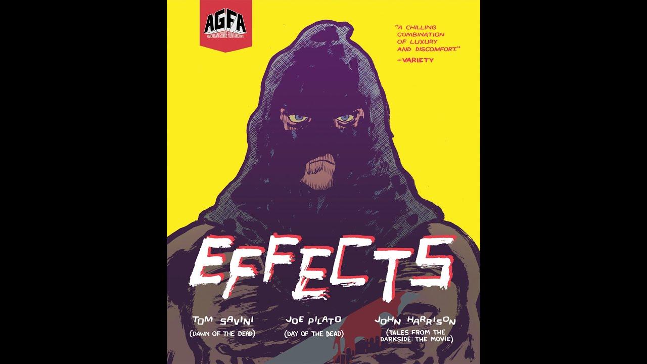 Effects (1980 Movie) (AGFA Blu-Ray) (Review) (Tom Savini)