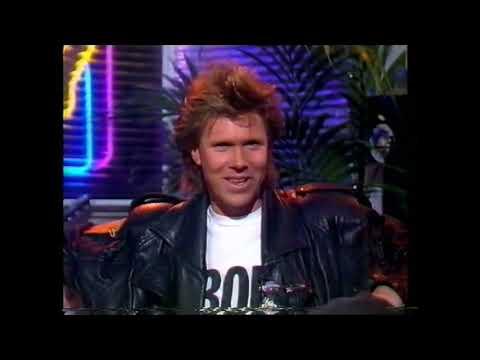 The The - Rare Australia Interview 1989