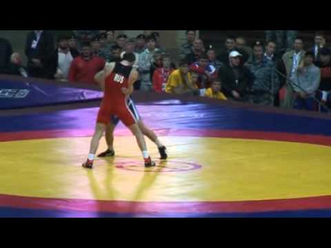 Buvaisa Saitiev vs Dudiev - 2008 Russian Nationals Quarter-FINAL