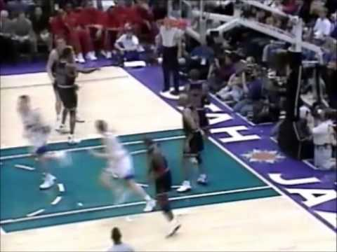 Karl Malone: Leading the Jazz over Jordan and the Bulls (1998 Season, 30 points)