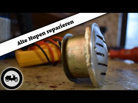 Wie funktioniert eine Hupe? - Simson Tipps und Tricks #11 - YouTube