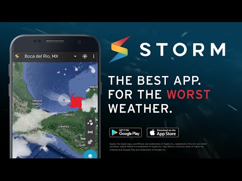 Storm By Weather Underground - Commercial