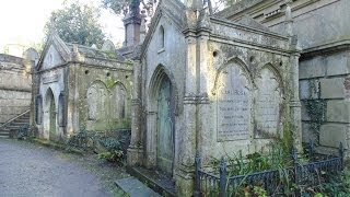 Highgate Cemetery West 1839   Ghost walk ,,La Clameur Du Silence