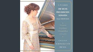 """Harpsichord Sonata in A Major, Wq. 48, H. 29 """"Prussian Sonata No. 6"""": I. Allegro"""