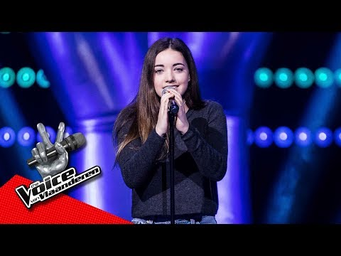 Ellen zingt 'Lay Me Down' | Blind Audition | The Voice van Vlaanderen | VTM