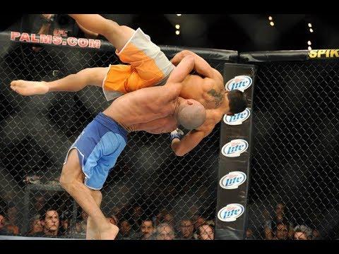 БРОСКИ и  НОКАУТЫ БРОСКАМИ СОПЕРНИКА   UFC MMA ЖЕСТЬ