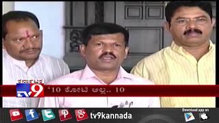 Goolihatti Shekar Reaction On Yeddyurappa Dairy Case
