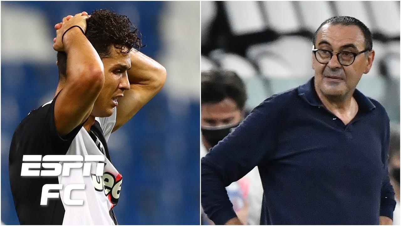 Juventus sack Sarri following Champions League failure | Goal.com