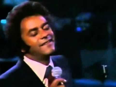Johnny Mathis ~ Just One Touch