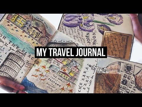 My travel journal | hellokaty