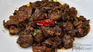 Mutton Chukka/ Mutton Fry Recipe/ Mutton Pepper Fry