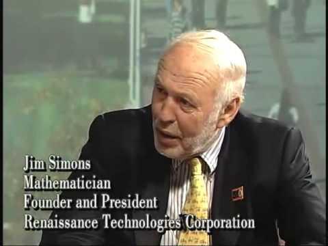 James Simons and C.N. Yang: Stony Brook Masters Series