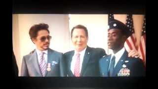 Iron man 2 Tony and Rhodey best scene