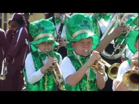 Thomas Sumter Academy Band - I Want Candy