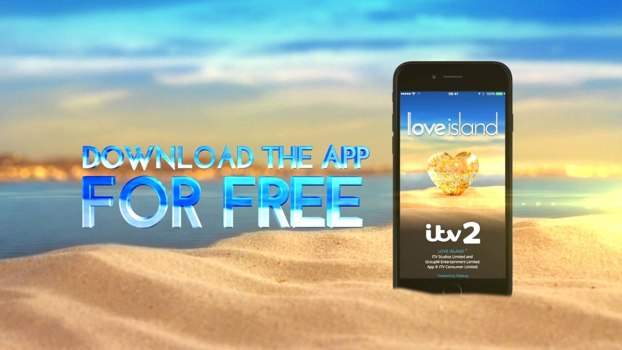 Download The Love Island App Now - YouTube