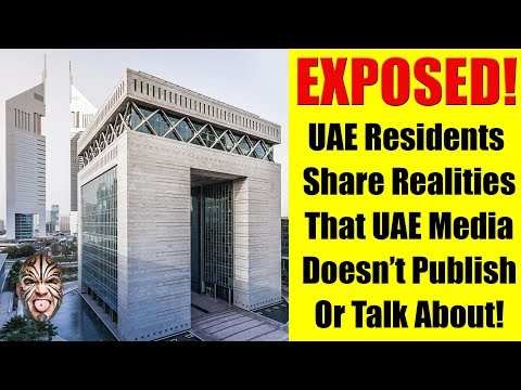 UAE Residents Share Market Realities Not Published In Local UAE Media