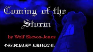 Matias juega Coming of the Storm (Wolfenstein 3D mod) [edición random]