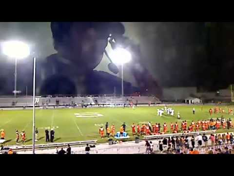 Island Coast Gators vs. Sarasota Sailors Football 9/11/15