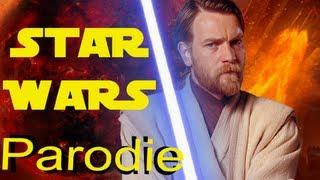 Solar Wars 3 - Star Wars 7 Synchro/Parodie/Verarsche - Die Rache Der Sith