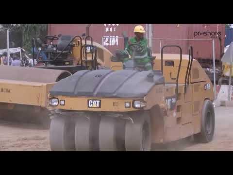 Dangote, Flour Mills on course to complete repair of Apapa Wharf  Road