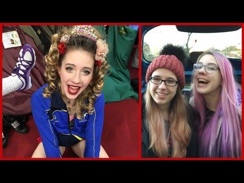 Mainland Europe Oireachtas 2016 Vlog! (Irish Dance)