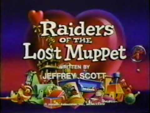 Muppet Babies S01 Ep04 Raiders of the lost muppet
