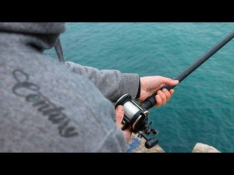 Steve Harder Rock Fishing (Dorset)