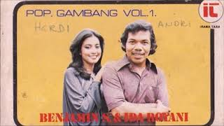 POP .GAMBANG VOL.1 / Benjamin S. & Ida Royani