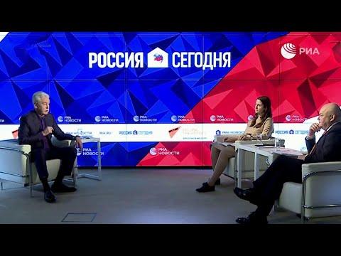 Мэр Москвы заявил, что пик заболеваемости коронавирусом в столице еще не наступил.