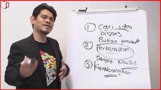 Uji Idea Bisnes Anda Dalam Masa 48 Jam, Seminar Mula Bisnes RM2000